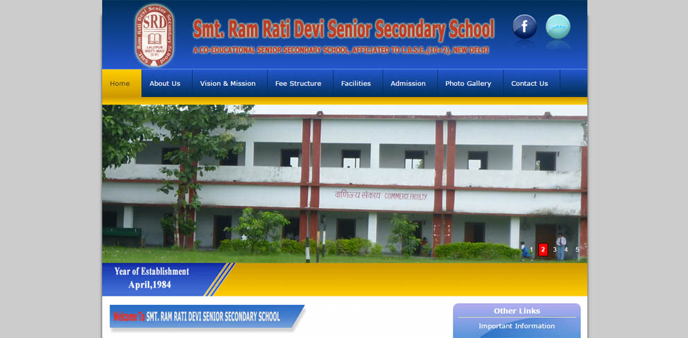 Ram Rati Devi Senior Secondary School