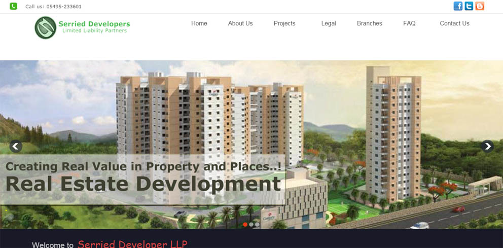 Serried Developers Limited Liability Partners