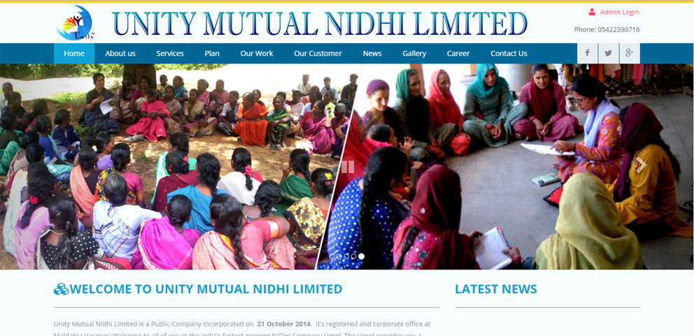 Unity Mutual Nidhi Limited